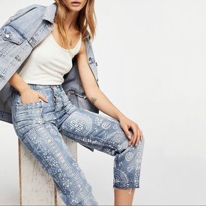 Free People | Island Vibes Trouser Ankle Jeans27